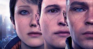 Promobild zum Spiel Detroid: Become Human
