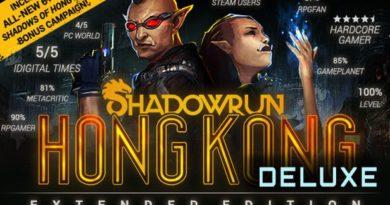 Shadowrun HK Promografik
