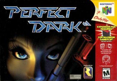 Cover für Rares Perfect Dark auf dem N64