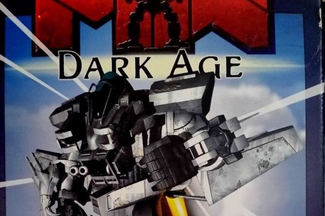 Mechwarrior Dark Age