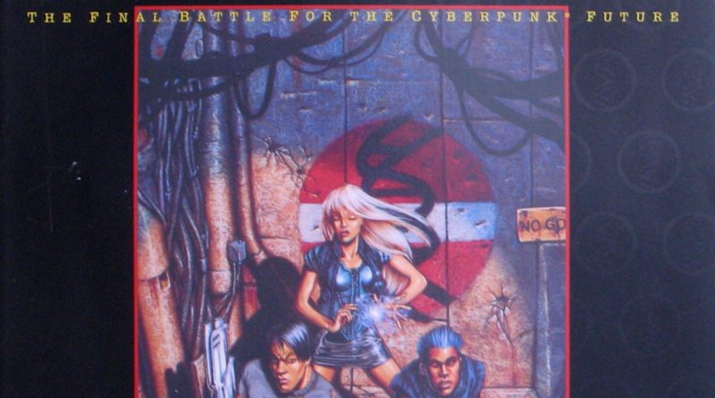 Cybergeneration Cover