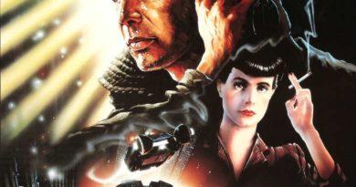 Blade runner 1982 Cover