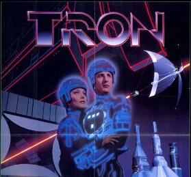 Poster des Filmes Tron