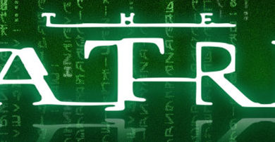 The Matrix-Film-Logo
