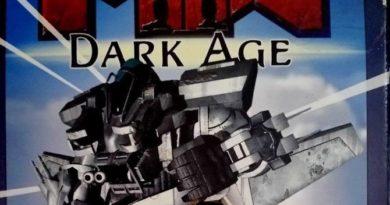 Mechwarrior Dark Age