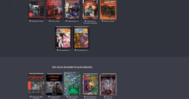 Cyberpunk2020 und Red Jumpstart Kit im Humbel Bundle